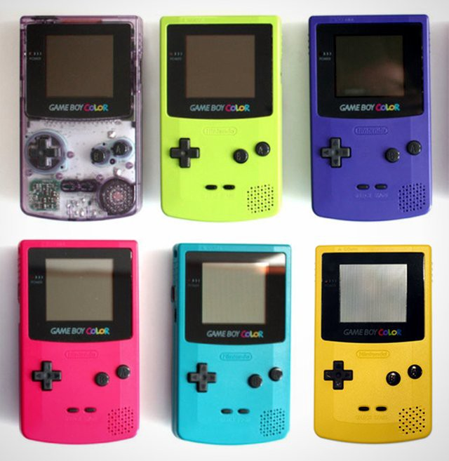 Console | Nintendo | Game Boy Colour | GBC Gameboy Color