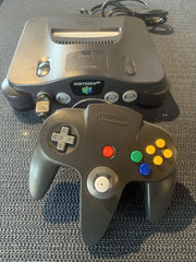 Console | Nintendo 64 | UltraHDMI Kit installed HDMI Output