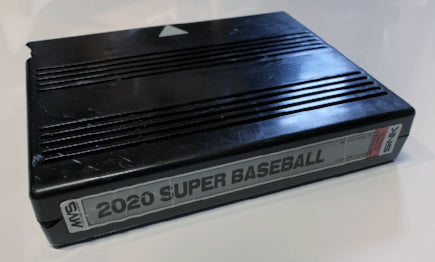 Game | NEO GEO MVS | 2020 Super Baseball