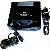 Console | SNK Neo Geo CD Pack