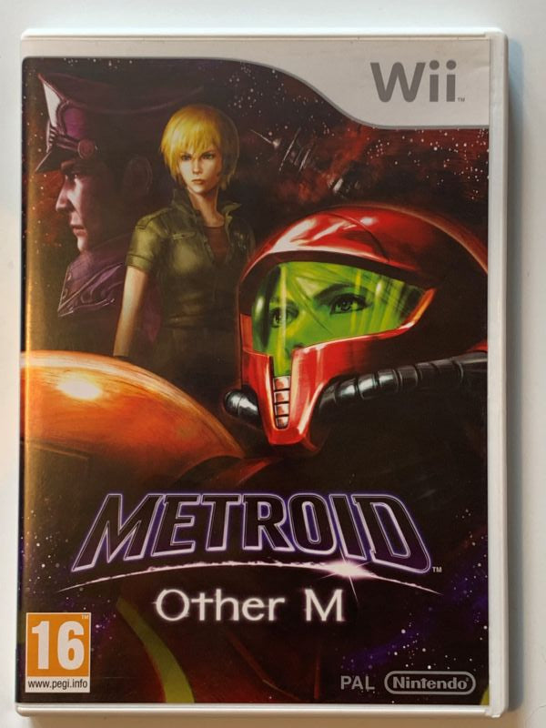 Game | Nintendo Wii | Metroid Other M