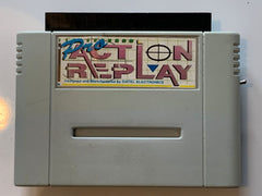 Game | Super Nintendo SNES | Pro Action Replay