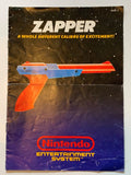 Manual | Nintendo NES | Replacement Instruction Manuals Book