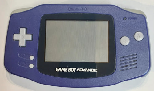 Console | Nintendo | Game Boy Advance GBA | Handheld Console