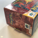 Game | Nintendo 64 N64 | Pokemon Stadium Big Box Transfer Pak
