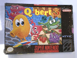 Game | Super Nintendo SNES | Q Bert 3