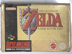 Game | Super Nintendo SNES | The Legend of Zelda A Link To The Past