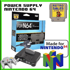 Accessory | Power Supply | Nintendo 64 | N64 Power Supply