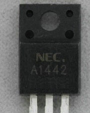Parts | Modding |  NEC A1442 PNP Power Transistor for Neo Geo AES MVS Neo Power