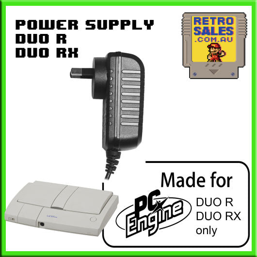 Accessory | Power Supply | PC Engine Duo RX | Power Supply Adapter