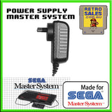 Accessory | Power Supply | SEGA Master System 1 | Power Supply Adapter