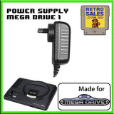 Accessory | Power Supply | SEGA Mega Drive 1 | Genesis | Power Supply Adapter Pack