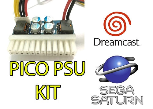 Accessory | Power Supply | SEGA Saturn Dreamcast | PicoPsu PICO ATX Kit