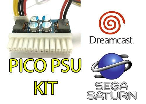 Service | Service Repair | Saturn Dreamcast Power Supply Conversion