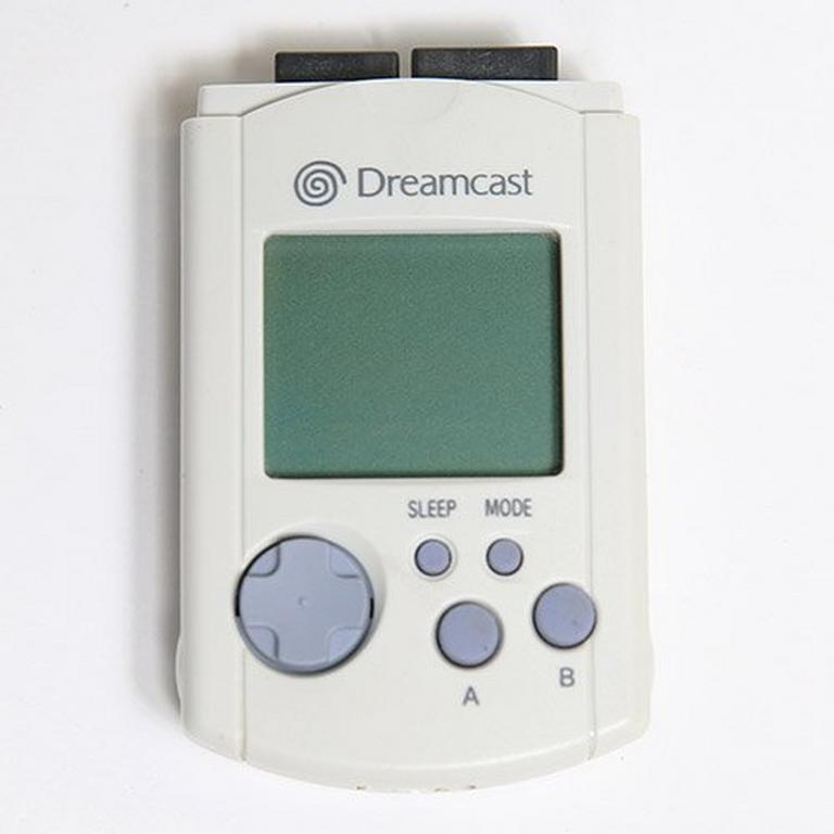 Accessory | SEGA Dreamcast | VMU Visual Memory Unit