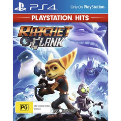 Game | Sony Playstation PS4 | Ratchet & Clank