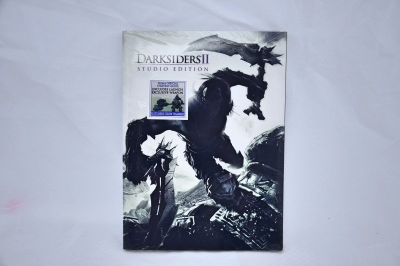 Book | Darksiders II Studio Edition Prima Official Game Strategy Guide