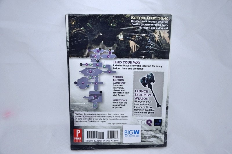 darksiders ii studio edition prima official game strategy guide rh retrosales com au Sims 2 Castaway Strategy Guide