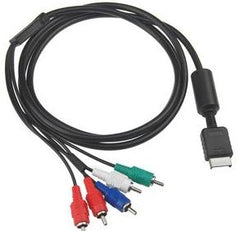 Cable | PS2 PS3 | Component Video AV Cable