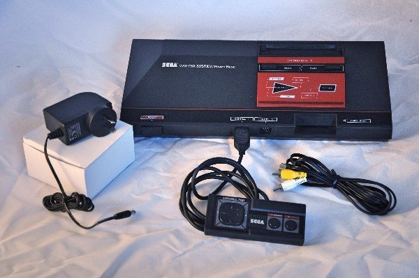 Console | Sega Master System I with Cables