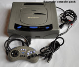Console | SEGA Saturn Japanese Grey White Boxed NTSC-J - retrosales.com.au - 1