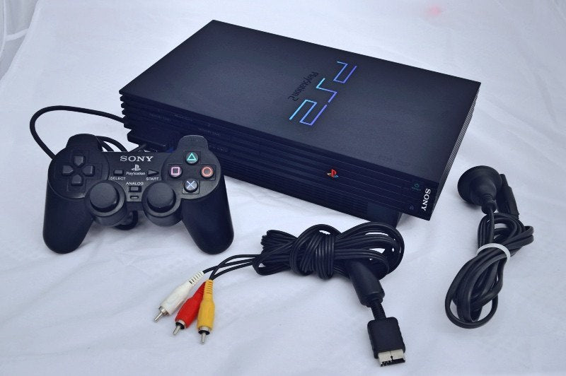 Sony Playstation 2 Fat PS2 Console Model SCPH-50002