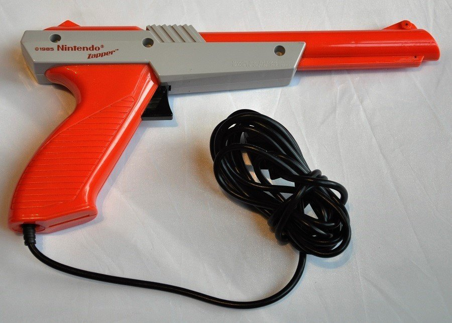 Controller | Nintendo NES | Zapper Light Gun