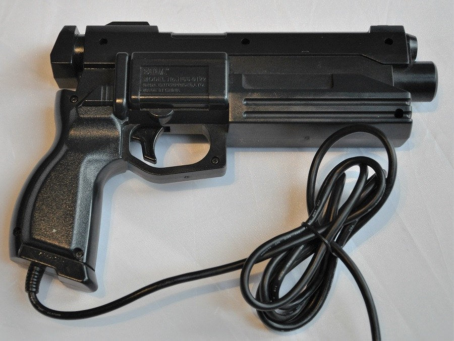 Controller | SEGA Saturn Light Gun Genuine - retrosales.com.au - 1