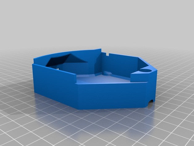 Parts | 3D Printed | SEGA Dreamcast | USB-GDROM Tray Surround