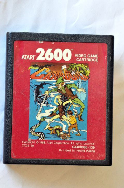 Game | Atari 2600 | Crossbow