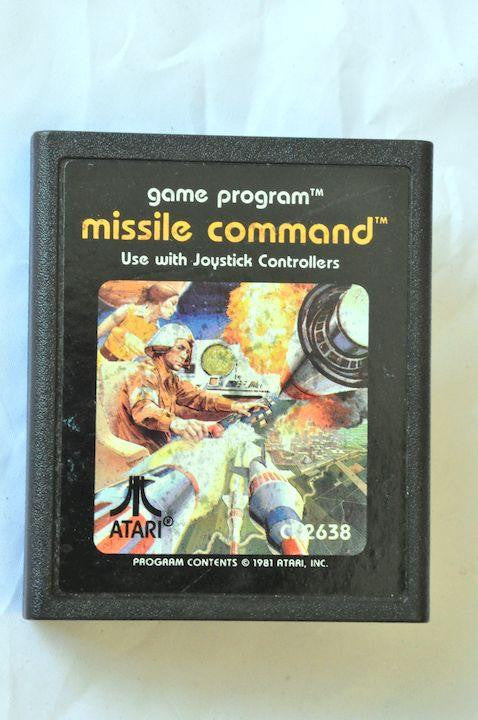 Game | Atari 2600 | Missile Command