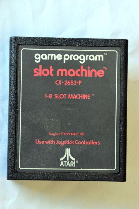 Game - Game | Atari 2600 | Slot Machine