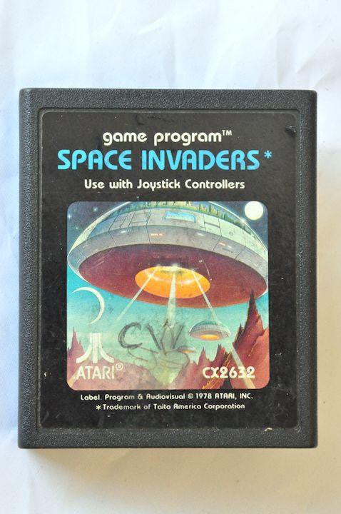 Game | Atari 2600 | Space Invaders