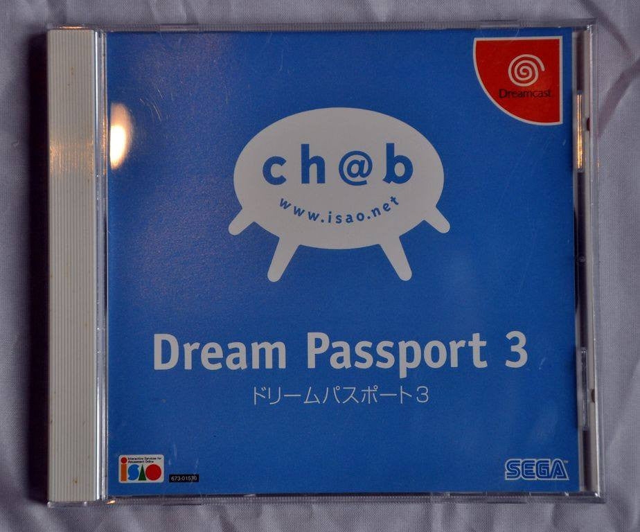 Game - Game | SEGA Dreamcast | Dream Passport 3