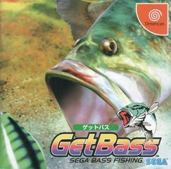 Game | SEGA Dreamcast | GetBass Sega Bass Fishing