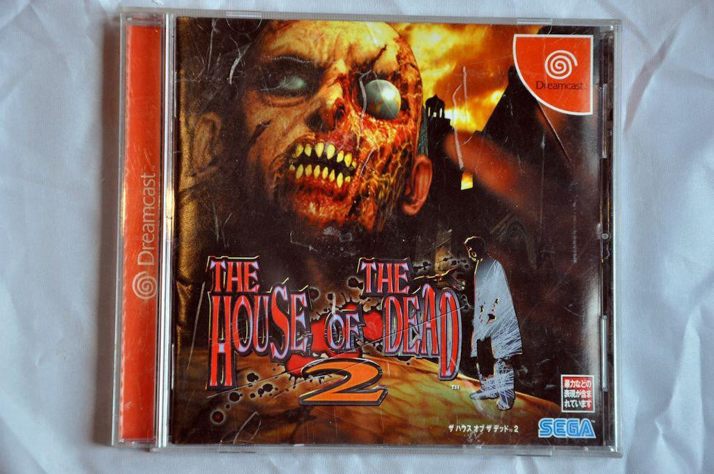 Game - Game | SEGA Dreamcast | House Of The Dead 2 Complete CIB