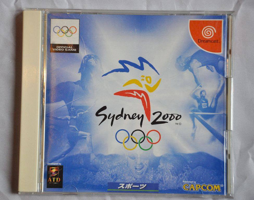 Game | SEGA Dreamcast | Sydney 2000