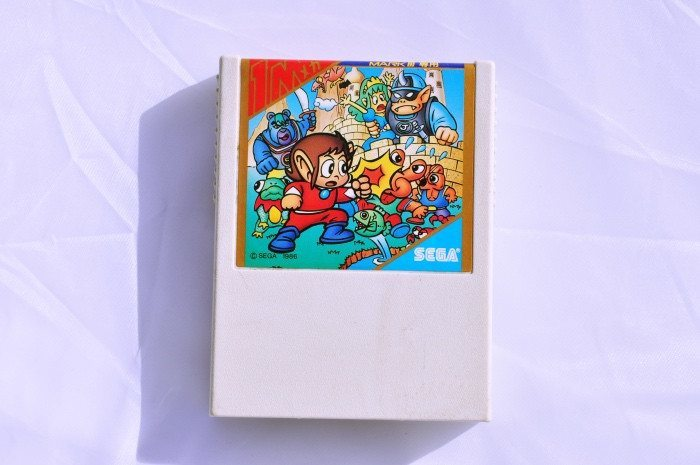 Game | SEGA Mark III Alex Kidd in Miracle World G-1306