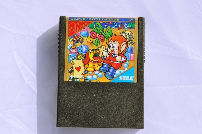 Game | SEGA Mark III Alex Kidd The Lost Stars G-1347