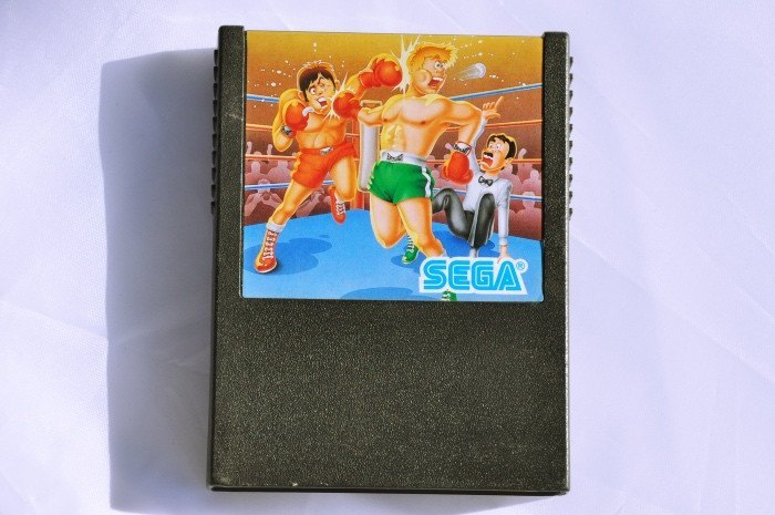 Game | SEGA SG-1000 Champion Boxing G-1033 - retrosales.com.au - 1