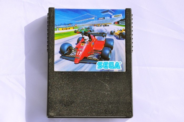Game | SEGA SG-1000 GP World G-1040