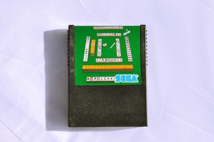 Game | SEGA SG1000 Home Mahjong G-1030