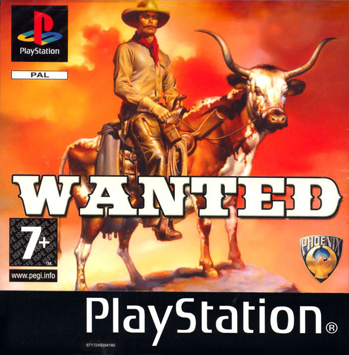 Game | Sony Playstation PS1 | Wanted