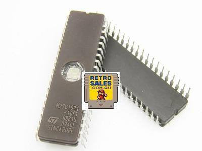 Parts | Service Repair | SEGA CD Mega CD Region Free BIOS ROM EPROM
