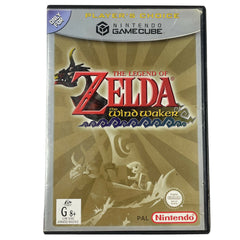 Game | Nintendo GameCube | Zelda Wind Waker [Player's Choice]