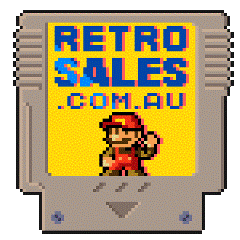 Retro Game Store Australia | RetroSales #1 for Pricing