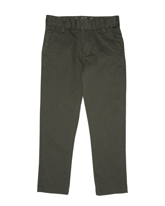LOUIE CHINO PANTS KHAKI