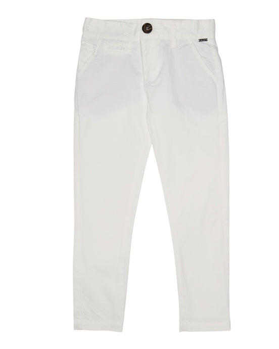 HILTON CHINO PANTS WHITE
