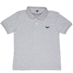 LYON POLO GREY