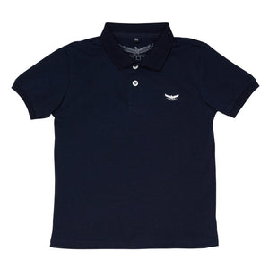 LYON POLO BLACK